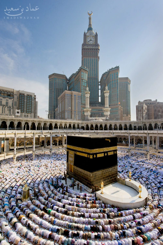 Grand Mosque In Mecca الحرم المكي By Emad S Waznah 500px Arsitektur Islami Fotografi Arsitektur Mekah