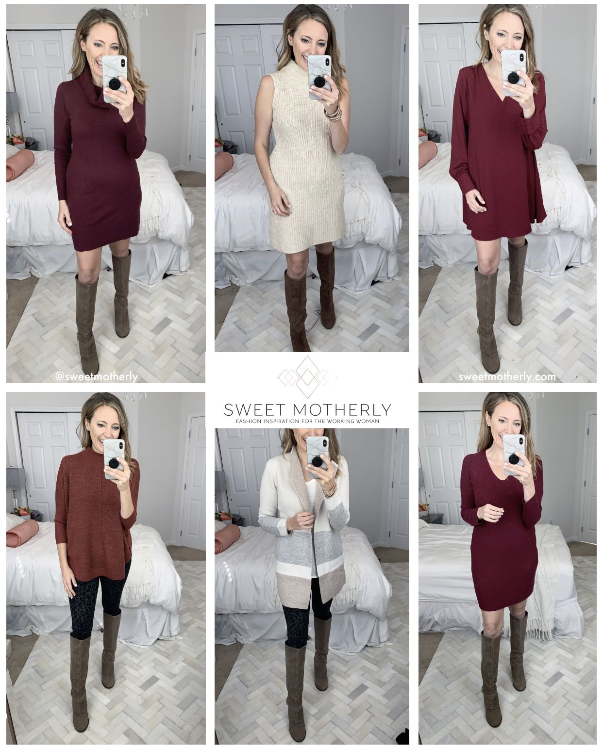 Fall Outfits Perfect for Family Photos + Holiday Dresses  Fall