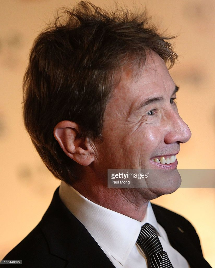Comedian Martin Short attends The 16th Annual Mark Twain Prize For American…