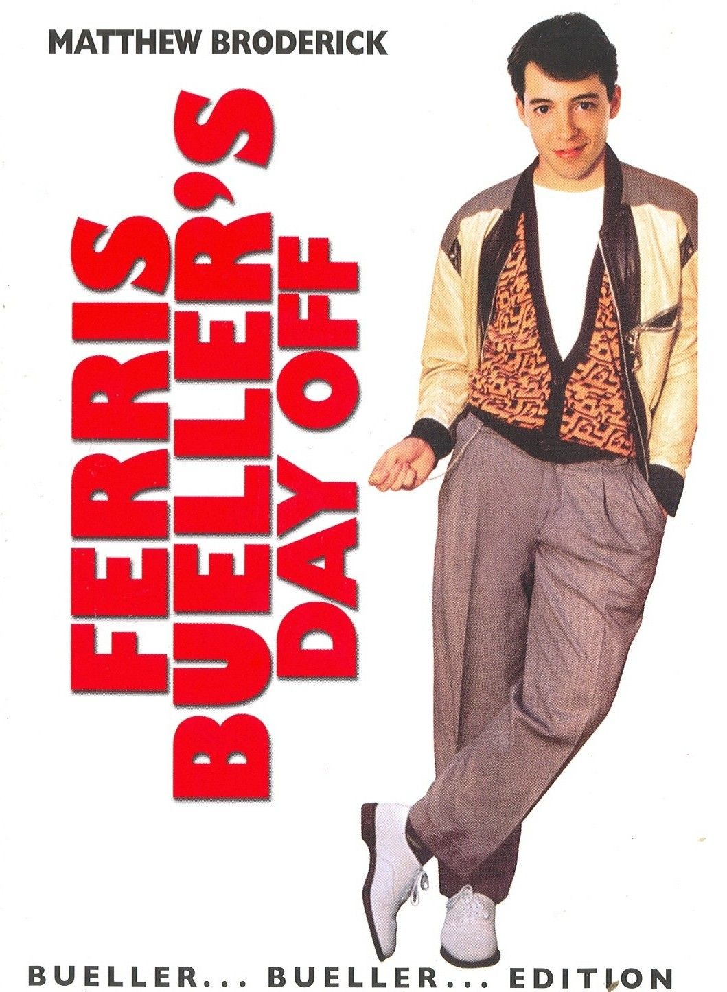 Image result for ferris bueller's day off poster