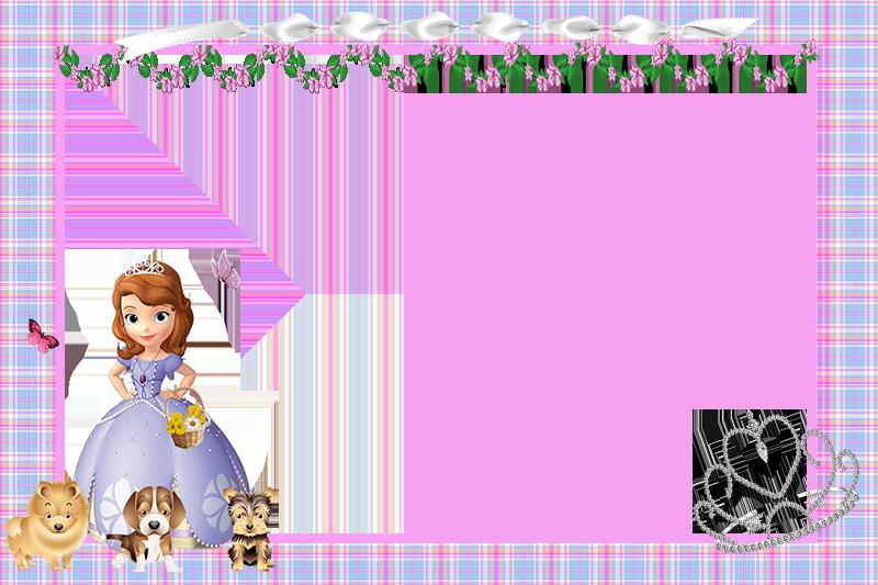 Transparentes princesa sofia prenses sofia sophia the - Marcos transparentes ...