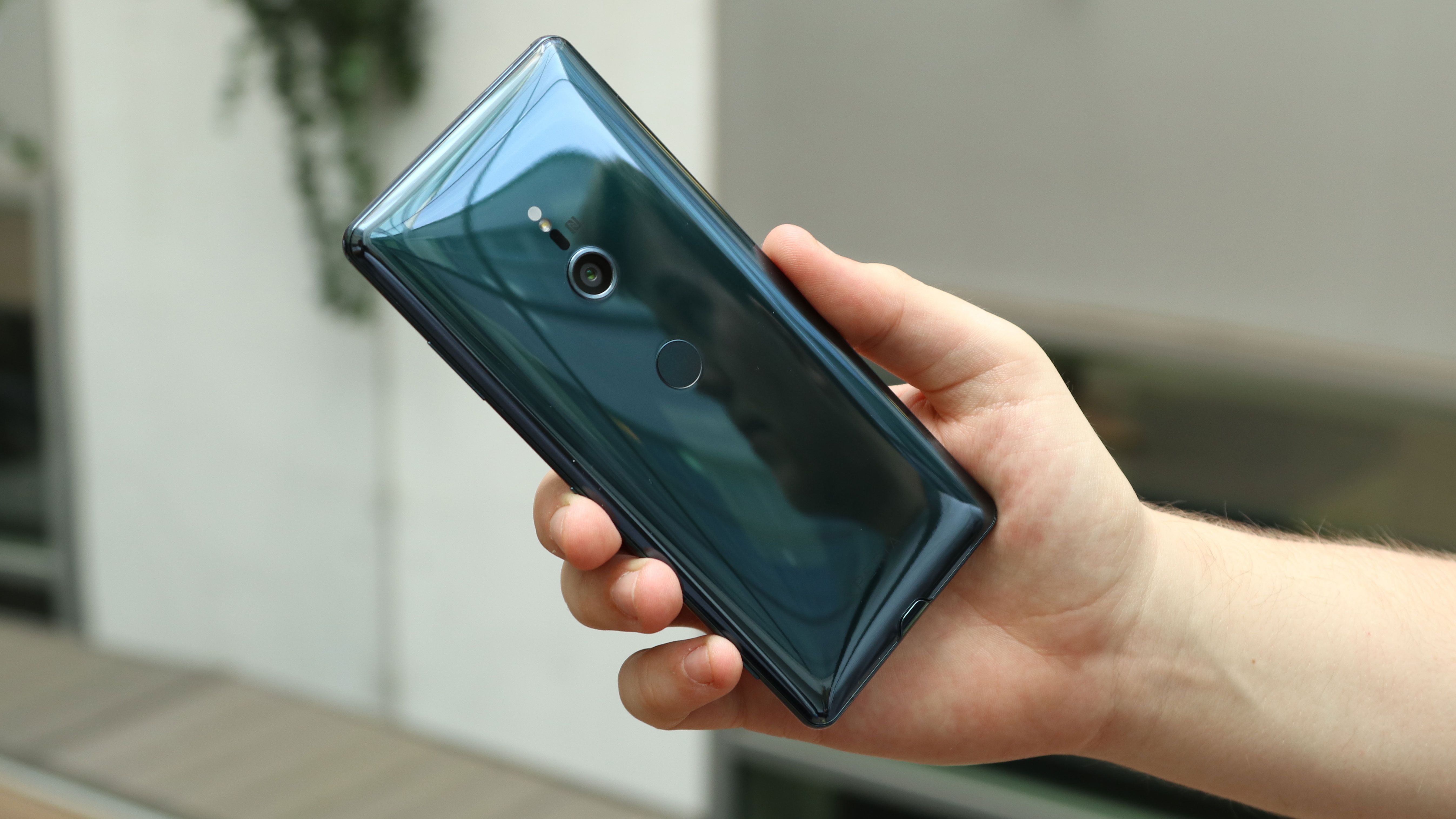 Sony Xperia Xz3 Vs Sony Xperia Xz2 Sony Xperia Finger Print Scanner 5 Inch And Up