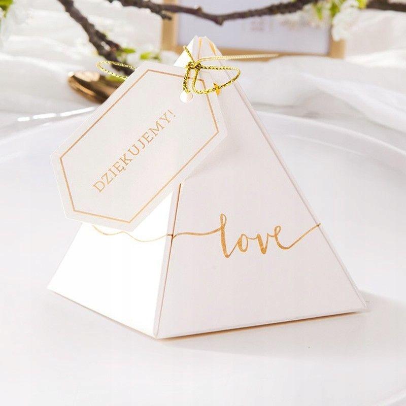 Pudeleczka Piramidki Slub Wesele Love 10szt Place Card Holders Boho Chic Fashion Woven Dining Chairs