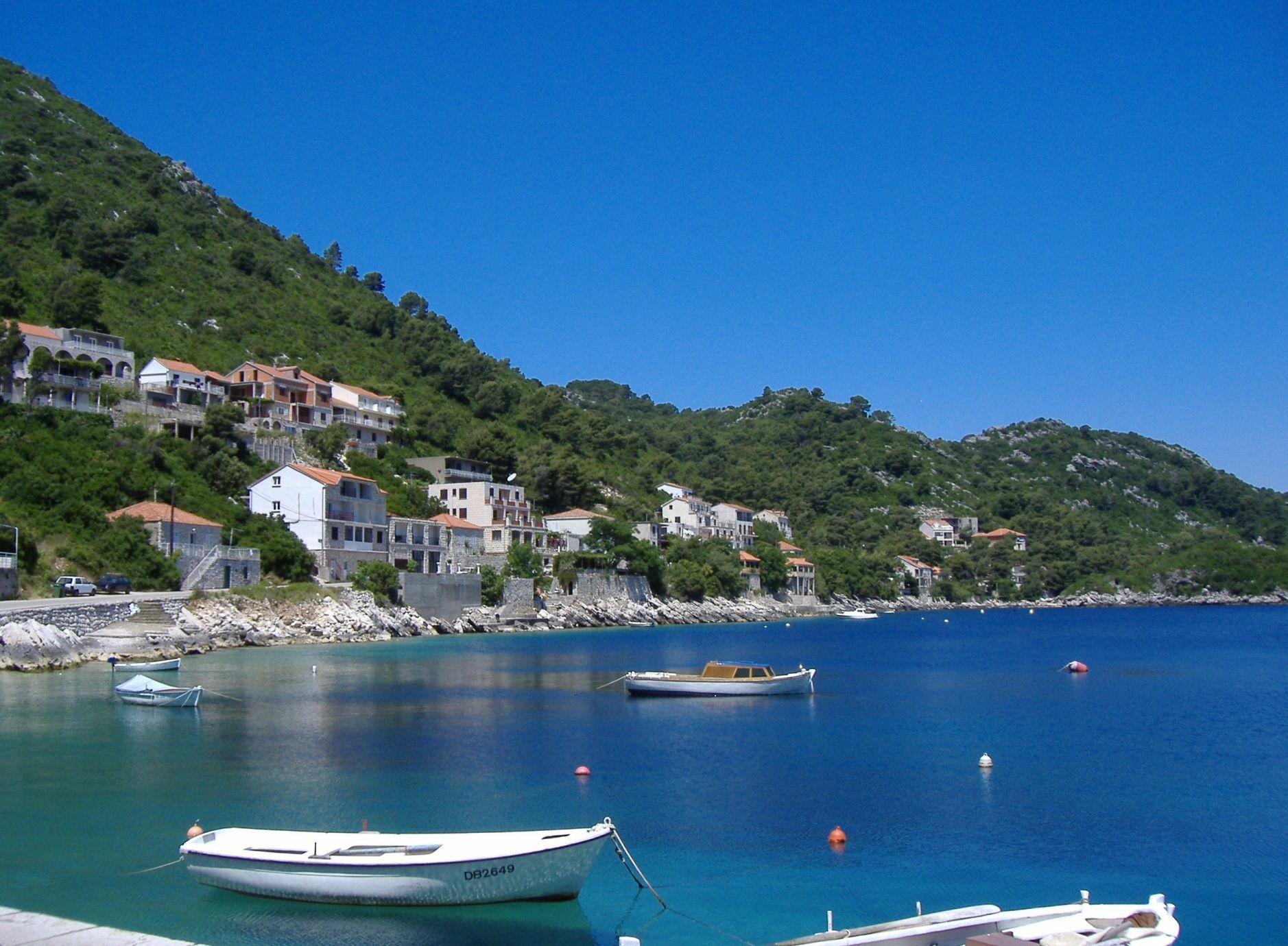 Beautiful Miljet Island Of Dubrovnik Croatia Mljet Croatia Croatia Beach Croatia