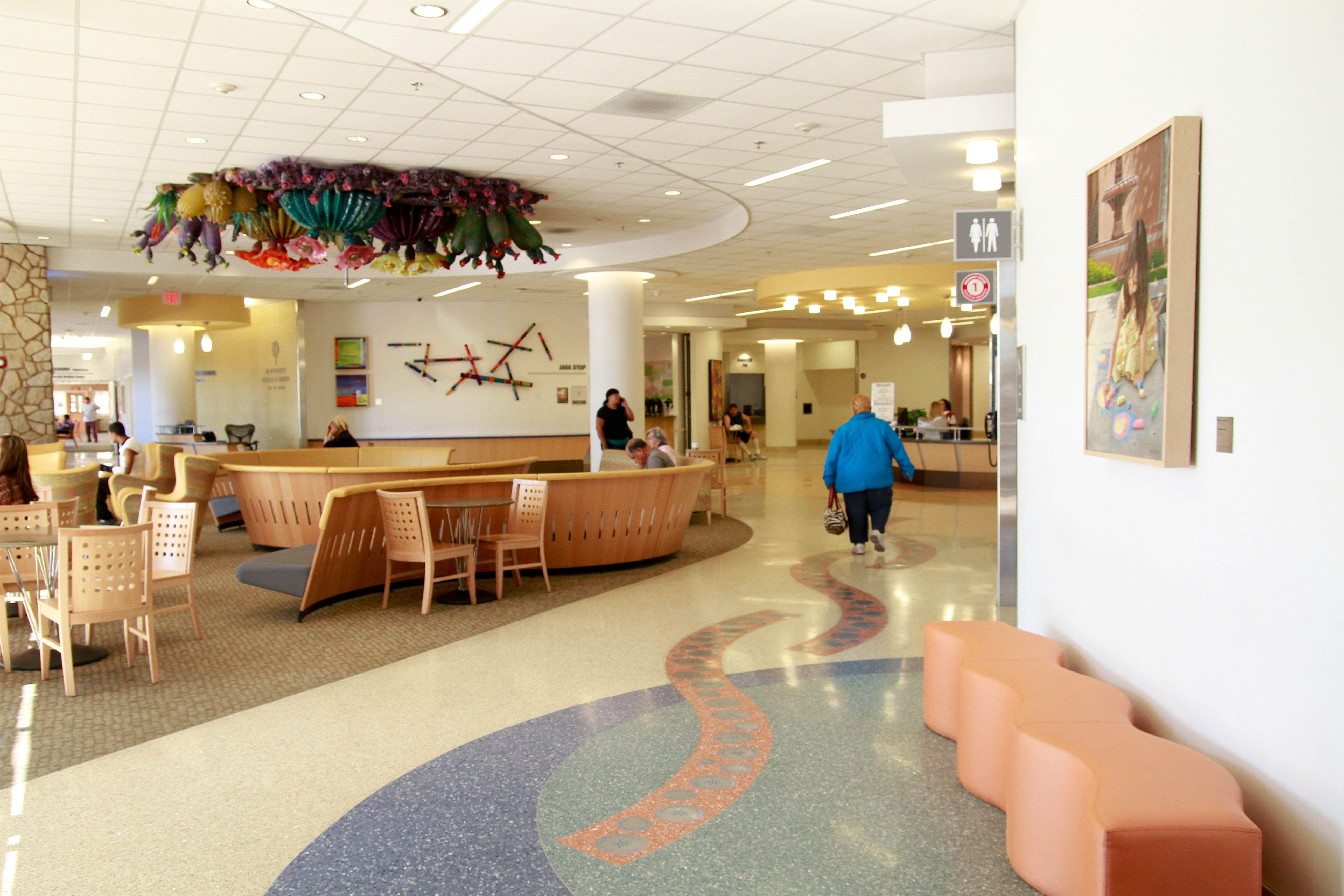 Art At El Paso Children S Hospital And University Medical Center