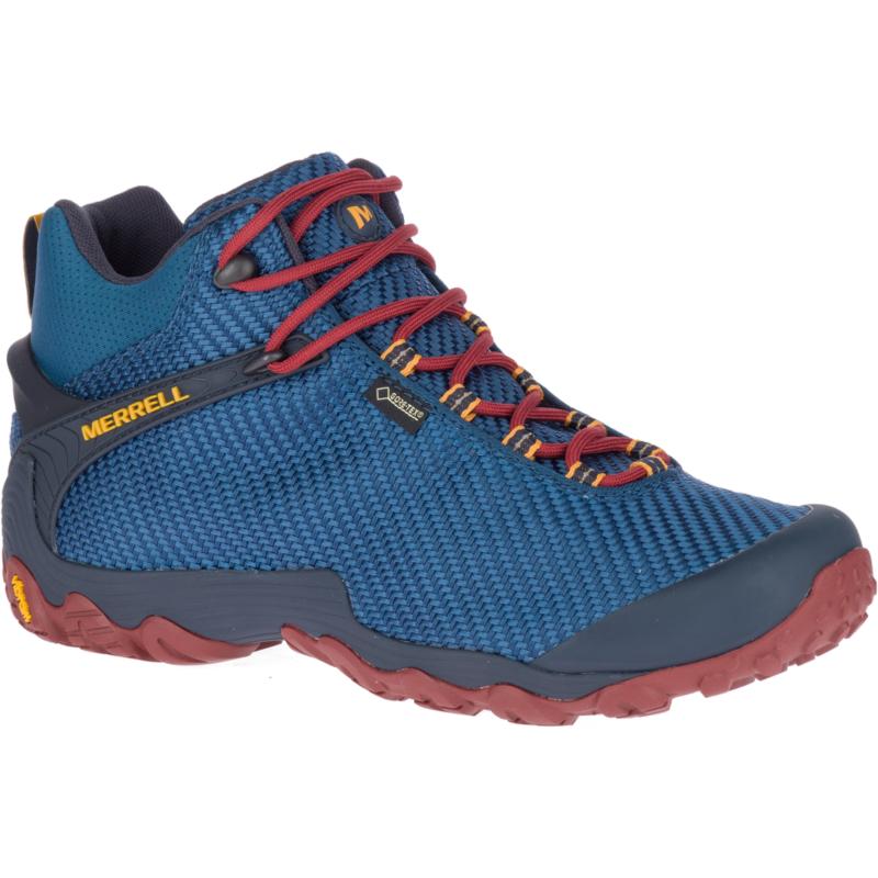 Merrell Chameleon 7 Storm Mid Gore Tex Gore Tex Shoe Odor Disc Golf Shoes