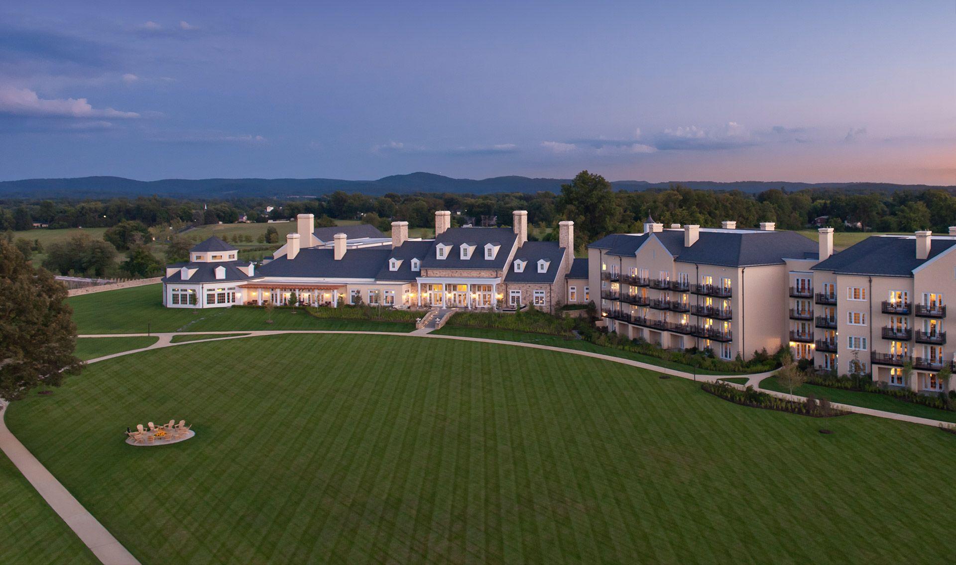 Washington dc luxury resort salamander resort and spa virginia luxury hotel