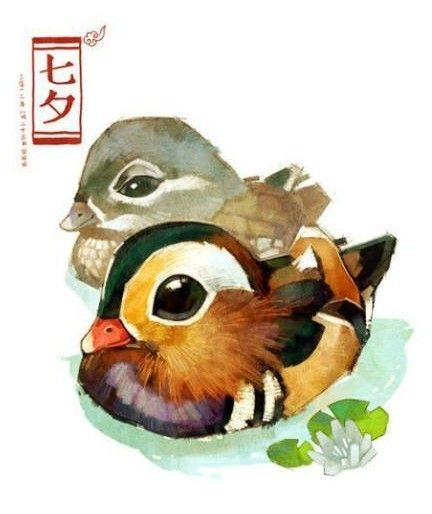 animals on Illustration Served