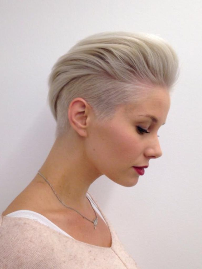 Short Shaved Hairstyles Fascinating Pindeann Vince On Hair  Pinterest  Short Hair Hair Style And