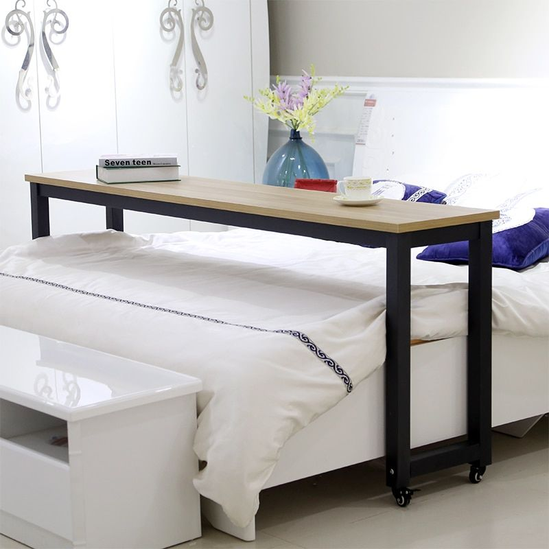 Movable Across The Bed Table Laptop Desk Computer Lazy Bedside Tables Table In Computer Desks From Furniture O Bed Table Home Room Design Laptop Table For Bed
