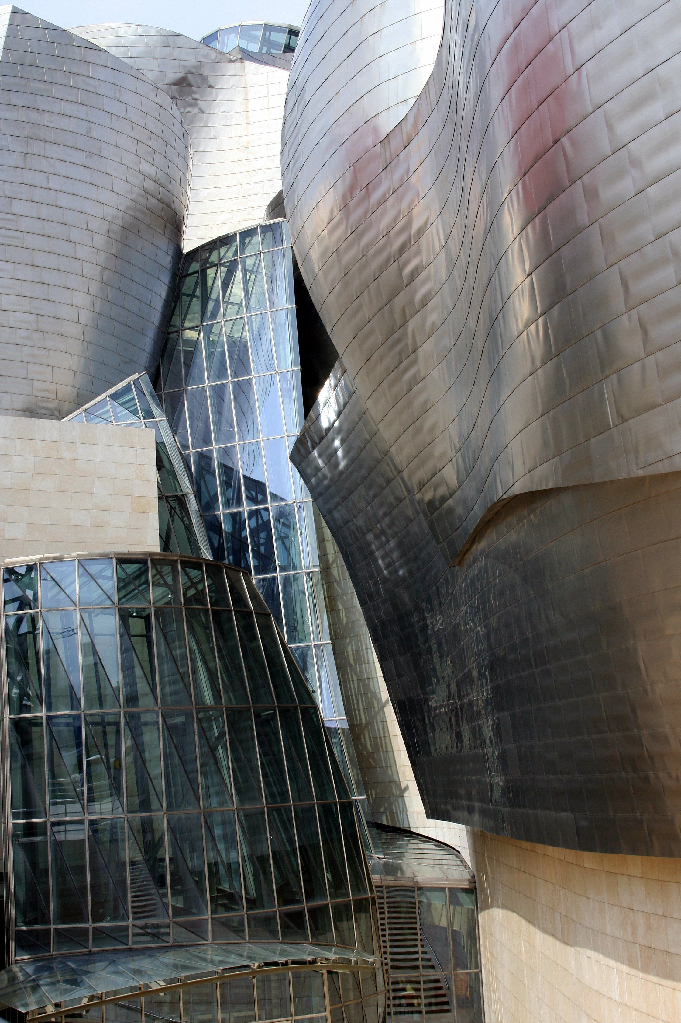 Artworks Photos In The Guggenheim Art Of Bilbao Spain Google