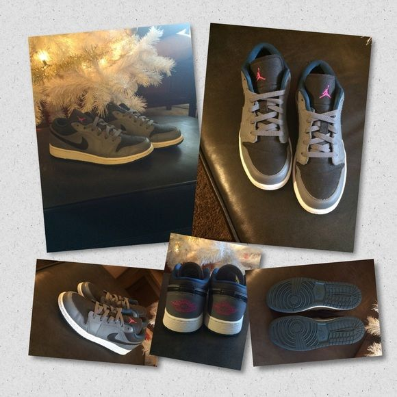fc8dfa847aa ... Nike Air Jordan 1 Low GS 6.5youth 8 Women s These are youth Air Jordan  ...
