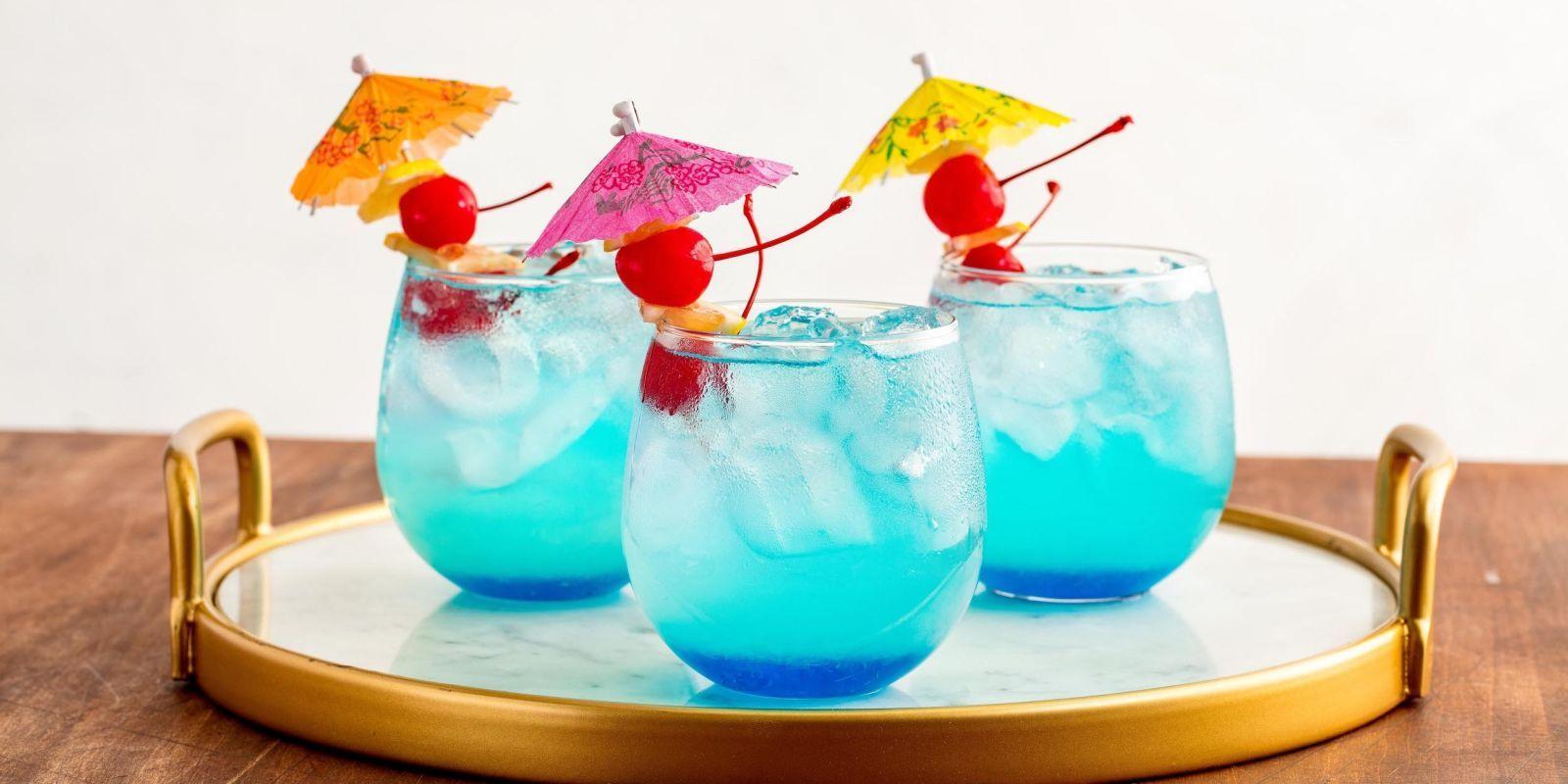 Mermaid Lemonade | Recept | Pinterest