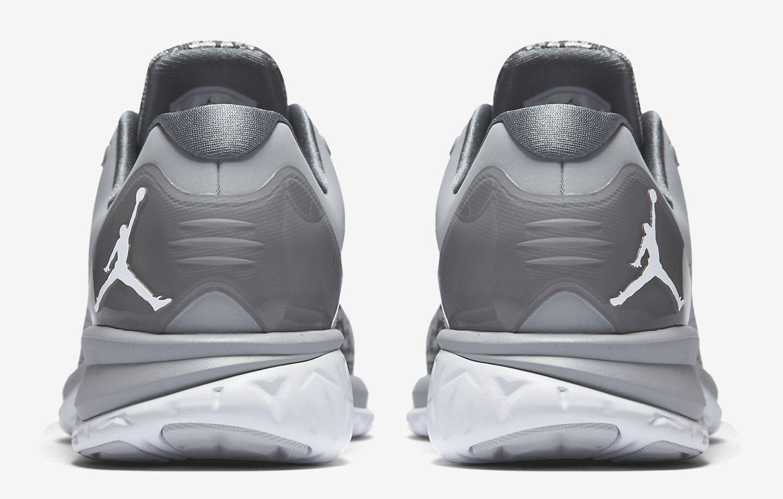 4ef9261f17d Nike Air Jordan Flight Runner 3 Silver