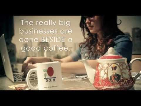 Drink a cup for your health! DXN Coffee