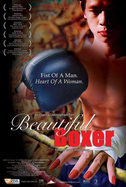 Beautiful Boxer (2003) Thai Movie 480p DVDRip 400MB With Subtitle