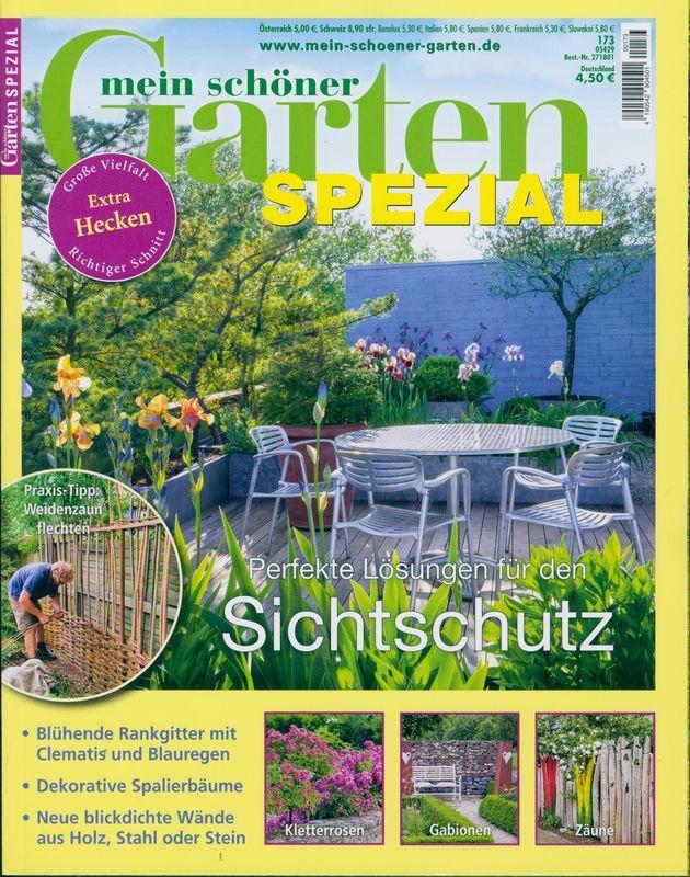 Mein schöner Garten Spezial 173/2018 \