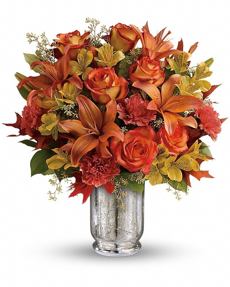Fall Blush Bouquet Calgary Flowers Delivery Flower