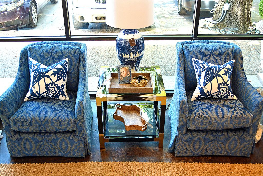 Monday blues never looked so chic! #Dallas #Mecox #interiordesign ...