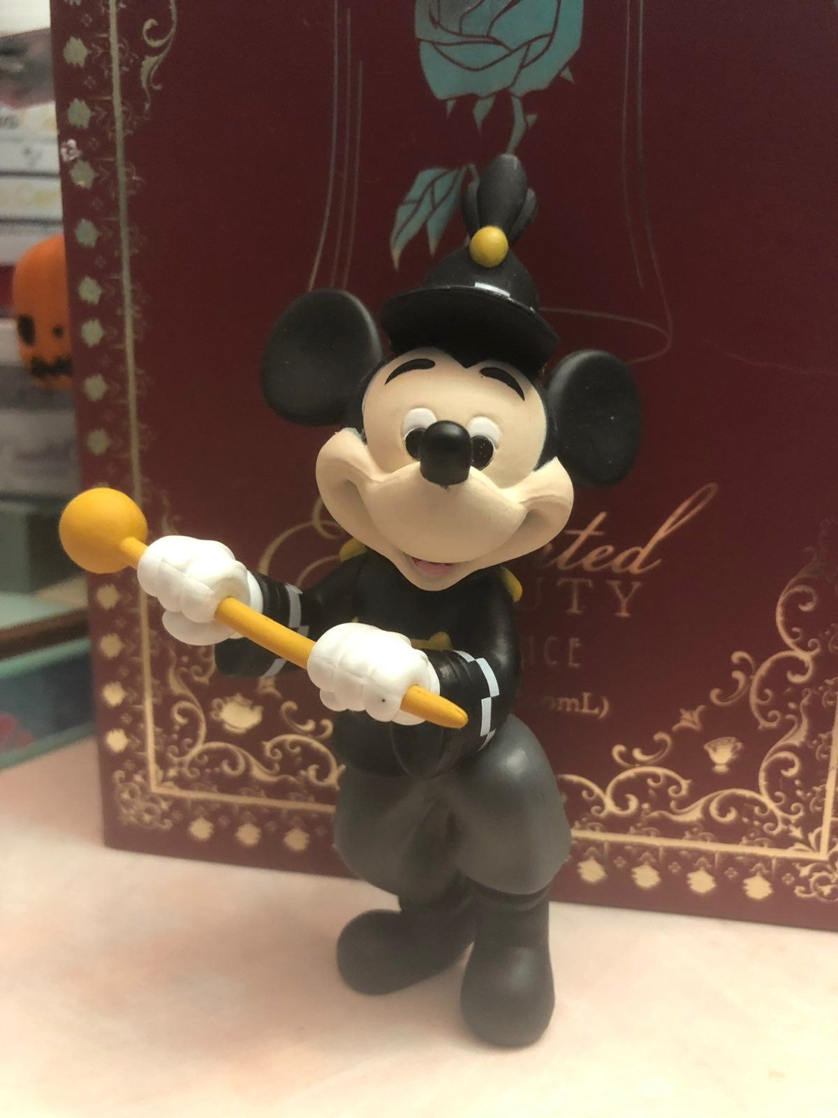 Disney Vinylmation 3.5 Mickey Topper only  Director New !