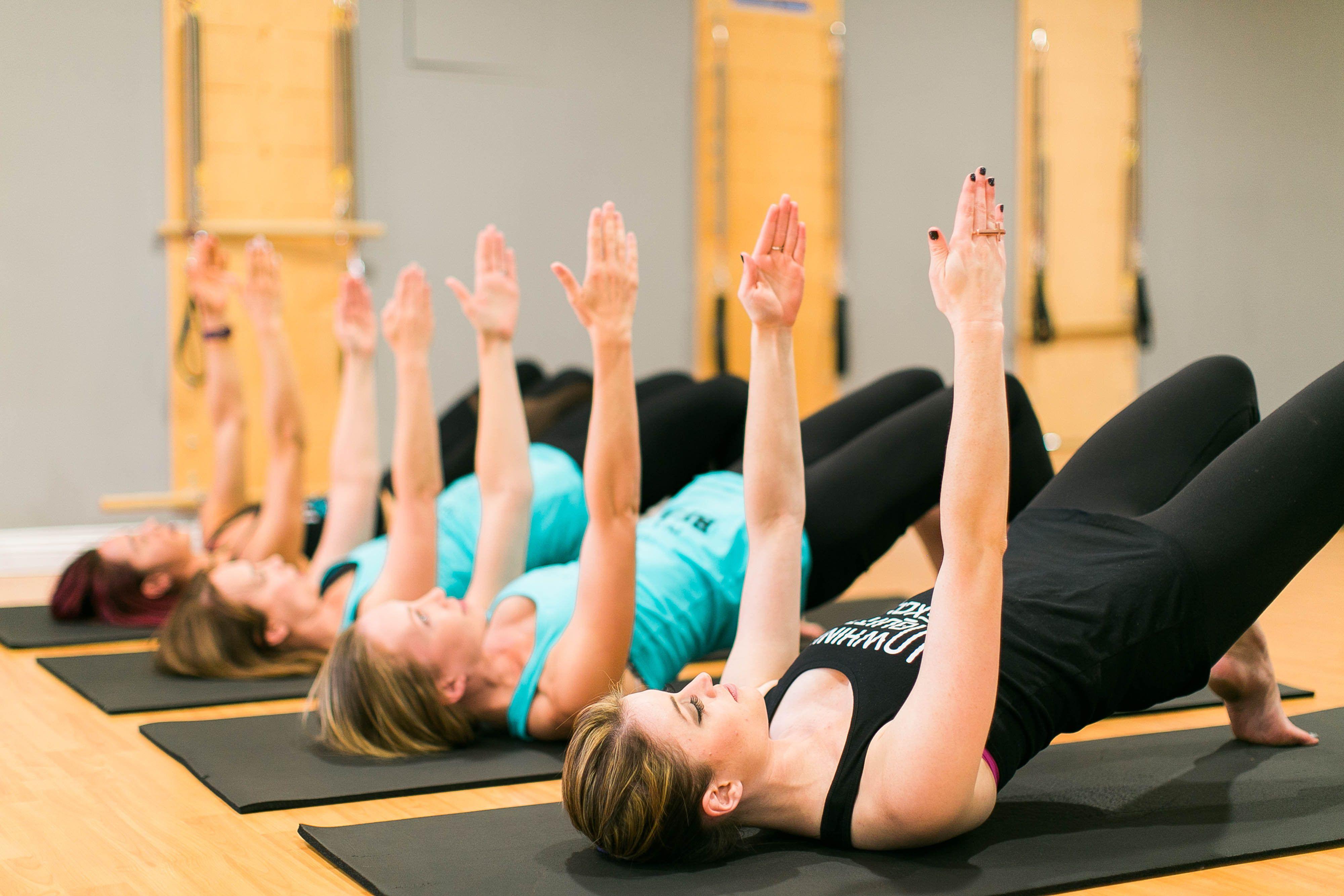 Pin by tasha ingram on occupational health pilates mat