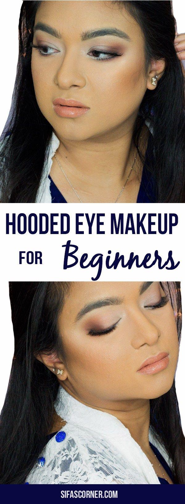 Beginner Friendly Hooded Eye Makeup ft. Morphe Jaclyn Hill