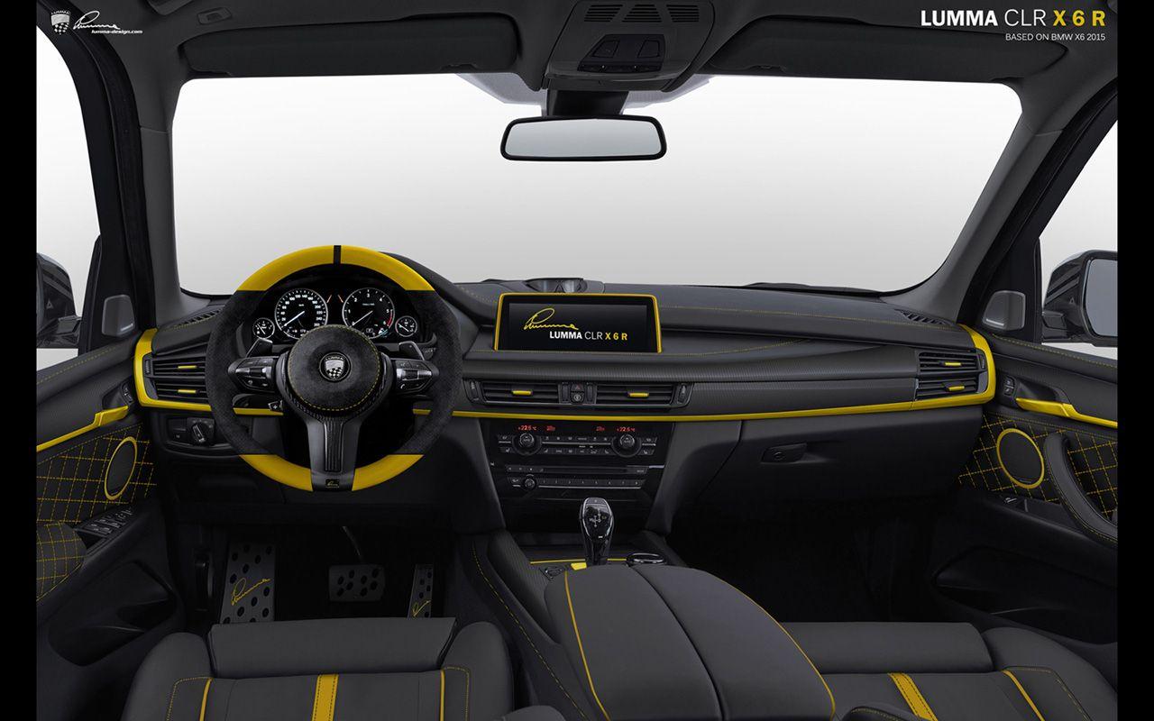 2015 Lumma Design BMW CLR X 6 R Bmw x6, Bmw, Picture design