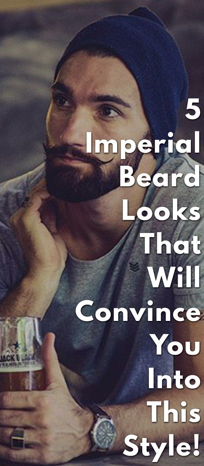13 Imperial Beard Looks That Will Convince You Into This Style  Imperial Beard Look 5 Styles That Will Convince You to Opt This Beard