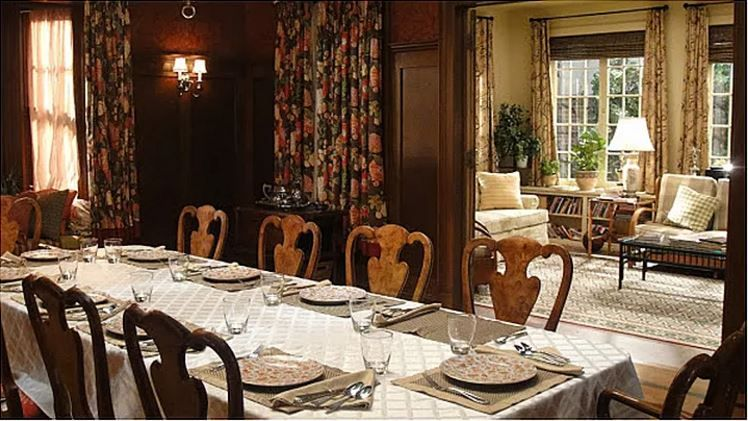 Tom Sellecks House From The Movie Her Alibi For Sale In Maryland Blue BloodsDining Room SetsHouse