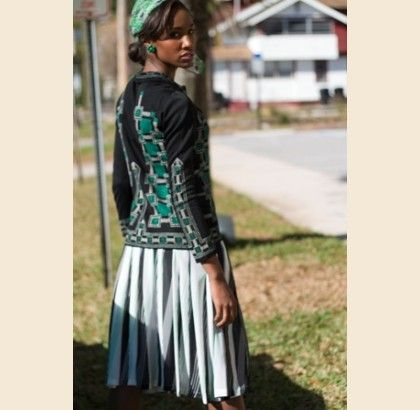 1960s Polyester Long Sleeve Pullover - $45.00