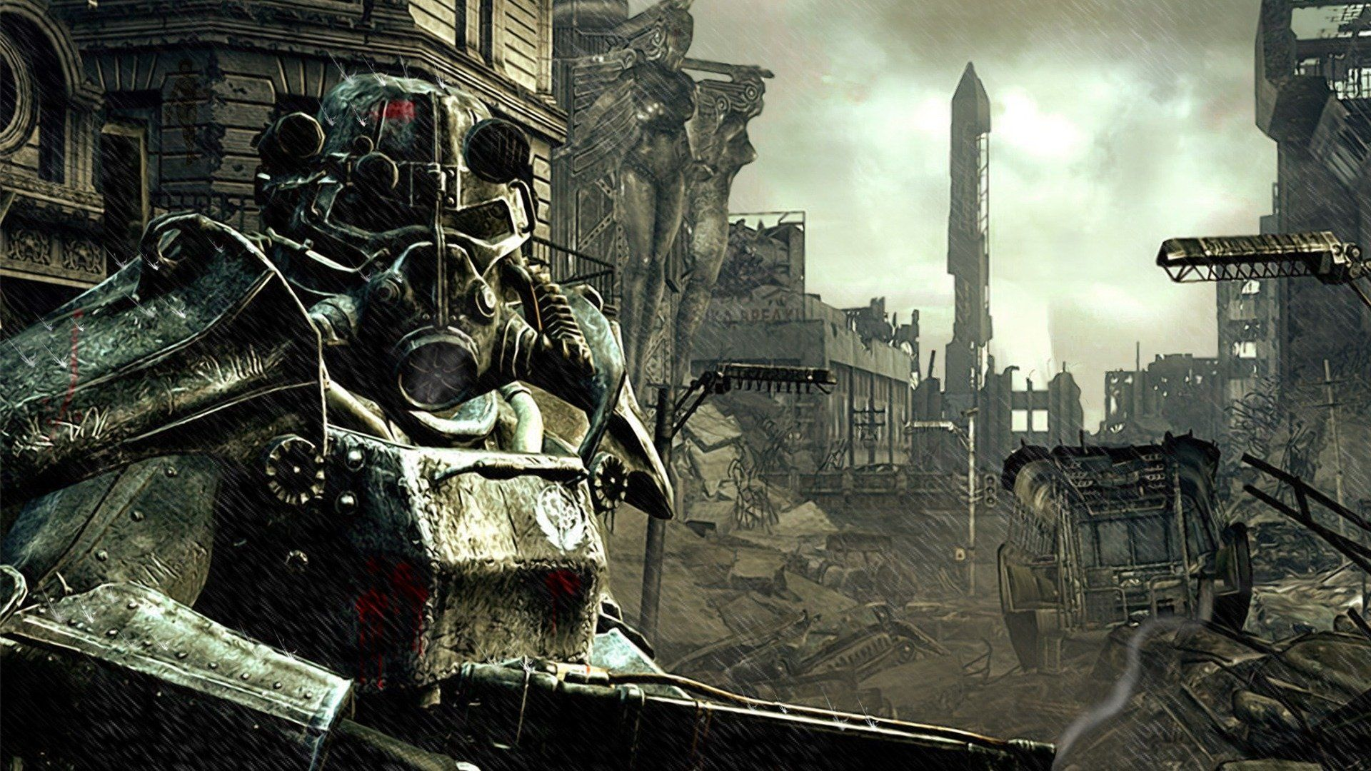 Fallout 3 Was Altered For Japan Fallout Wallpaper Fallout Fallout 3 Wallpaper