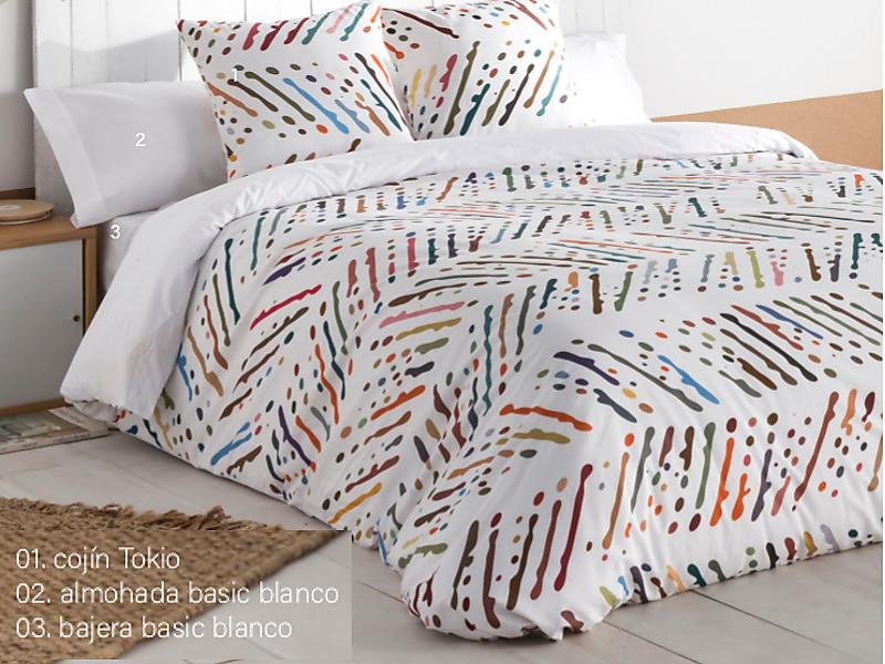 Funda Nordica 100 Algodon Tokio Fundas Nordicas Fundas Textil Hogar