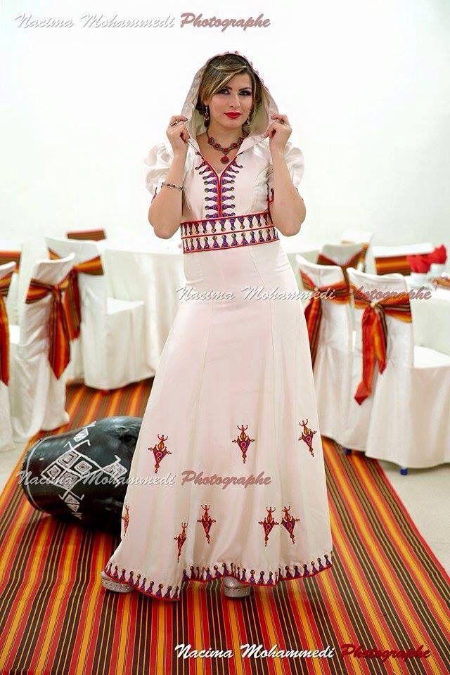 Connu Algerian Fashion: Berber dress | لباس شاوي | Pinterest | Kabyles  RR37