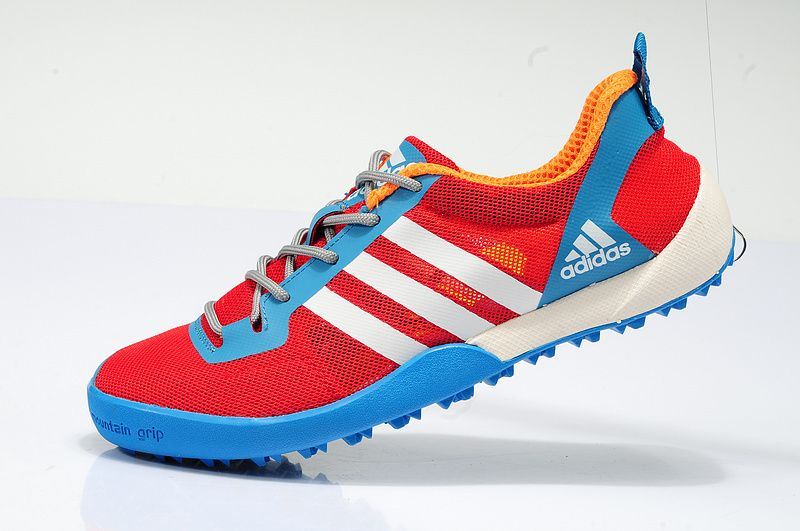 hasta ahora Ingresos suéter  Adidas Daroga Two 11 Cc Wading Shoes Women - Red Blue | Adidas daroga,  Adidas design, Adidas