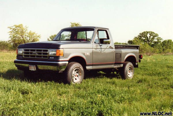 1987 Ford F150 >> 1987 Ford F150 Pictures Of 1987 96 Flairsides 4x4 S Page