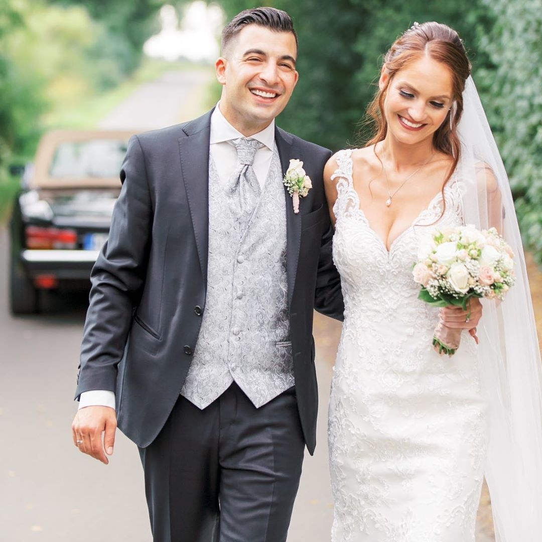... Sarina & Daniele ...   #wedding     #bride     #groom     #�  �lub   #love     #weddingdress     #nazdrowie     #toast     #bubbles     #weddingindeutschland     #konsultantslubny     #instalove     #polish     #pannamloda&nbs