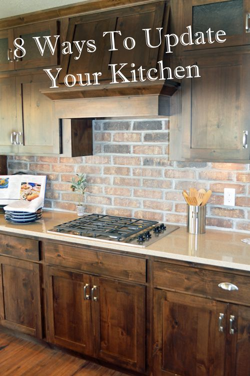 8 Diy Ways To Update Your Kitchen Without Breaking The Bank Updated