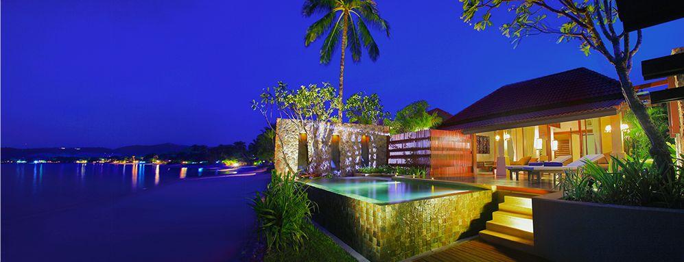 Samui Beach Villa Koh