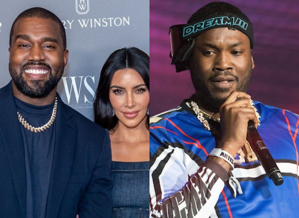 Kim Kardashian S Meeting With Meek Mill Has Made Me Want To Divorce Her For A Year Kanye West In 2020 Kanye West Kardashian Kim Kardashian