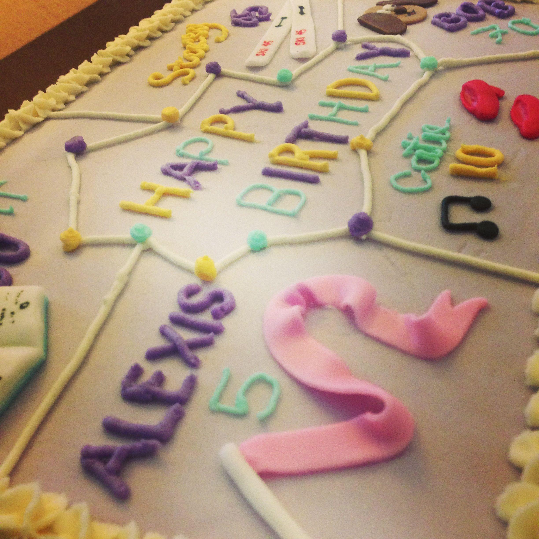 sheet cake for multiple birthdays lovely little cakes bakery