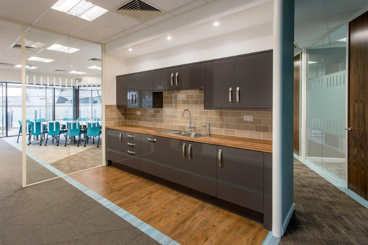 Office Design Project: Hudgell Solicitors   Chameleon Business Interiors in the UK   commercial interior
