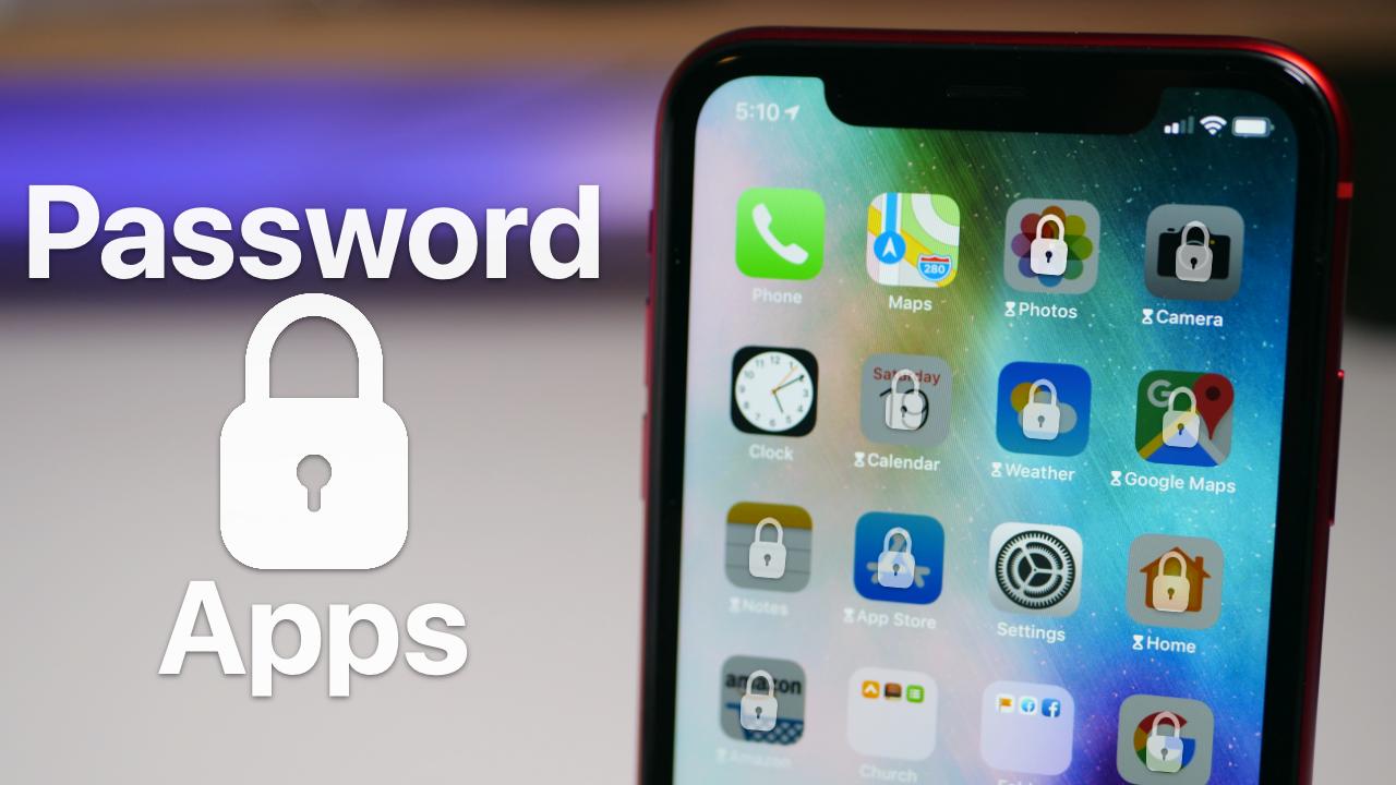 How To Passcode Lock Apps On Ios 12 Lock Apps Ios App
