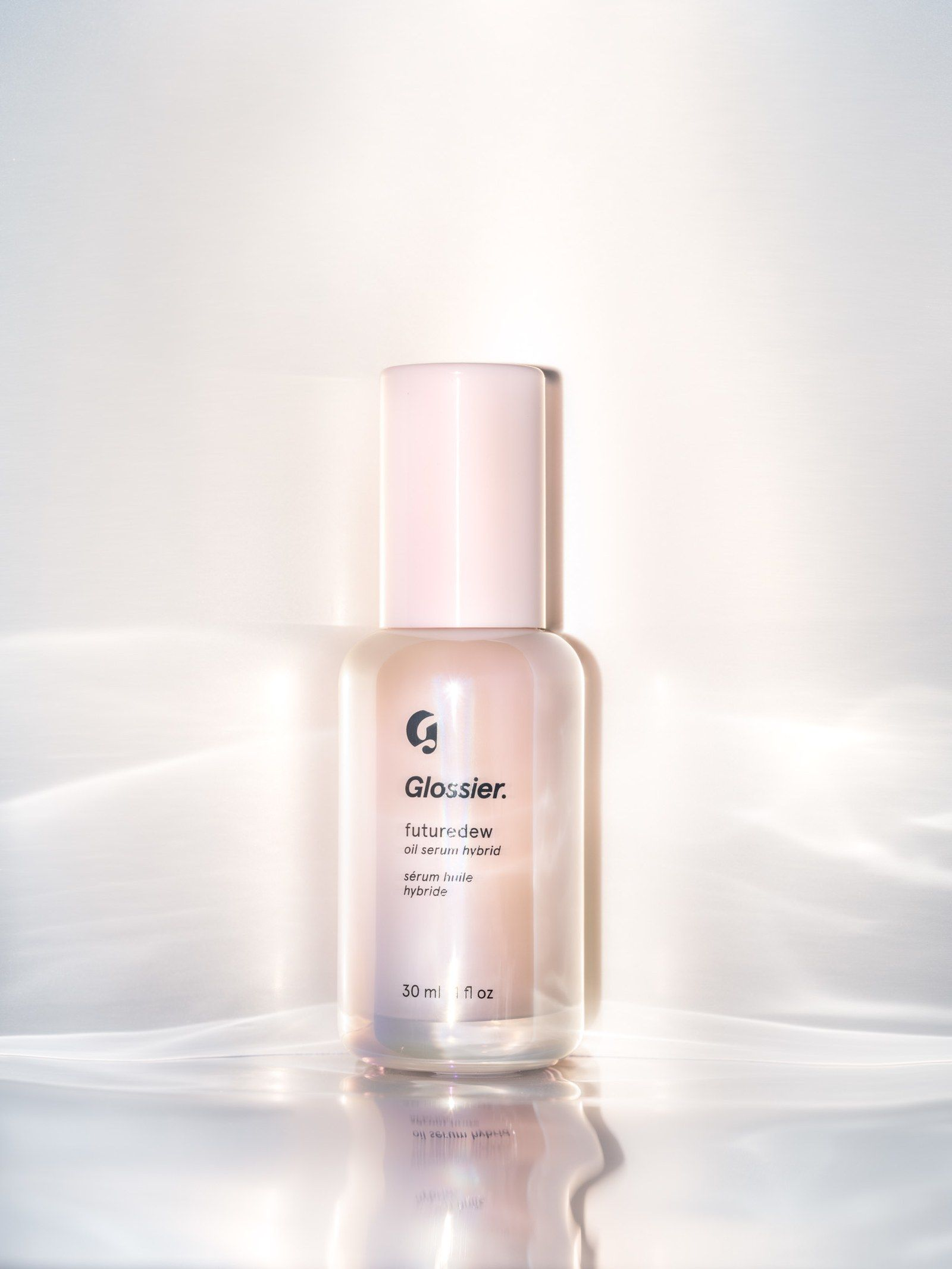 Glossier's New Product Is Literally Dewy Skin in a Bottle