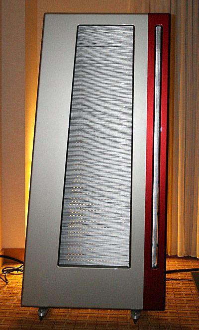 Apogee Full Range Ribbon Speaker Panel Speakers