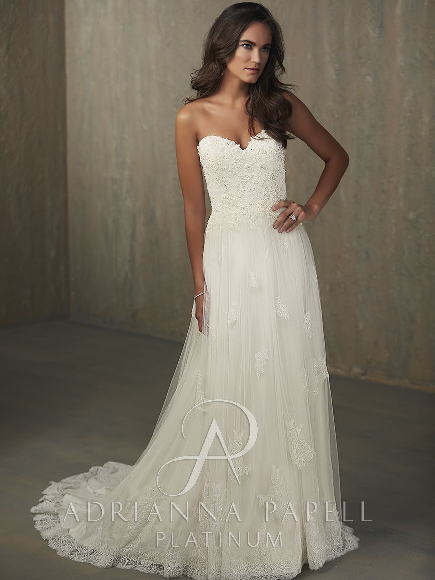 Riley Adrianna Papell Available At Frills By Scott Frills Wedding
