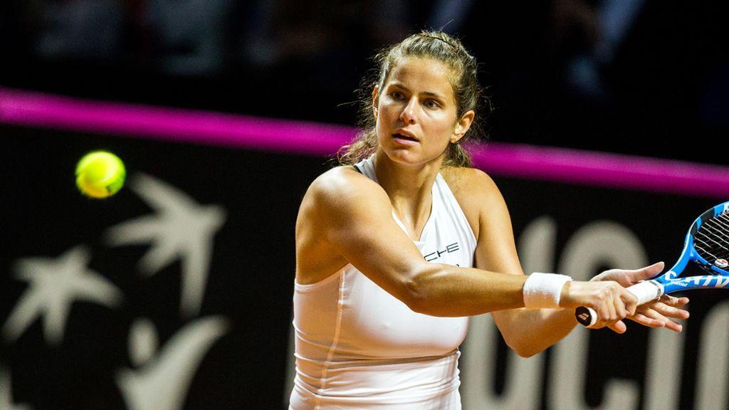 Die Schönsten Bilder Der Deutschen Tennisspielerin Julia Görges