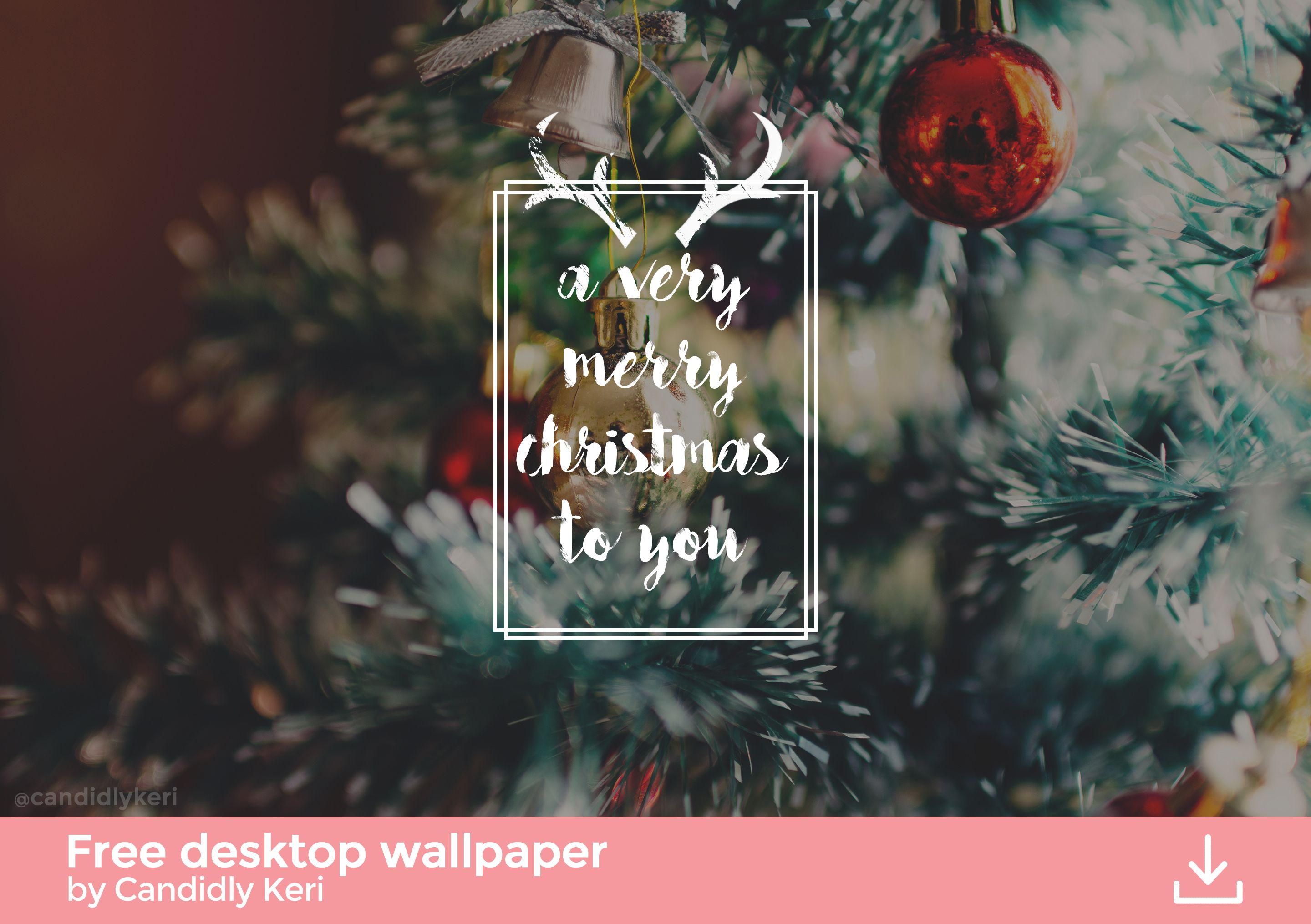 Aesthetic Christmas Computer Backgrounds
