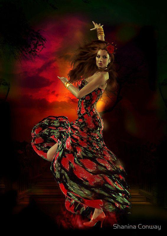 Carmen by Shanina Conway
