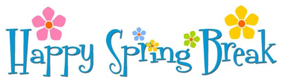 Image result for spring vacation clipart