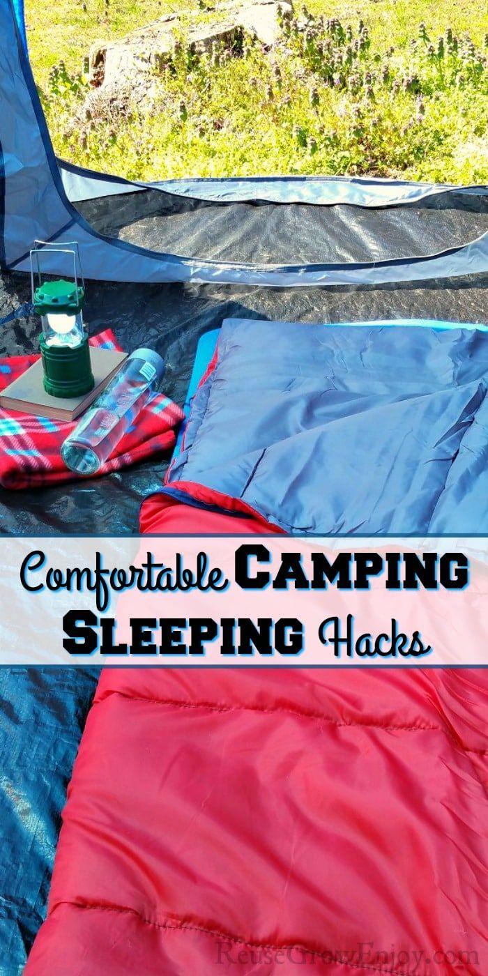Photo of Comfortable Camping Sleeping Hacks – Reuse Grow Enjoy